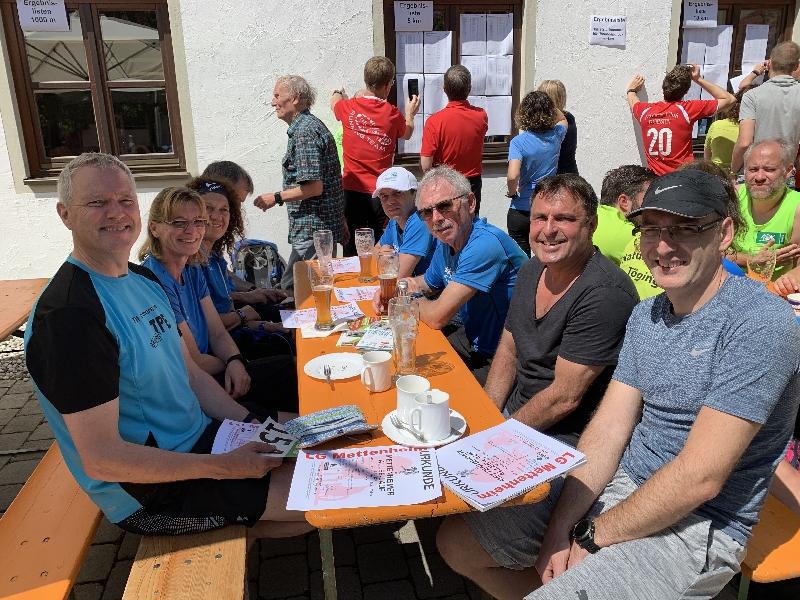 32. Alleelauf in Mettenheim